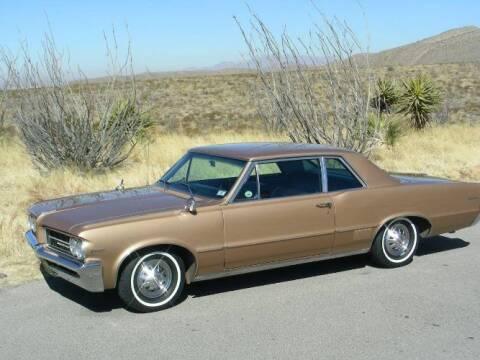1964 Pontiac Le Mans for sale at Classic Car Deals in Cadillac MI