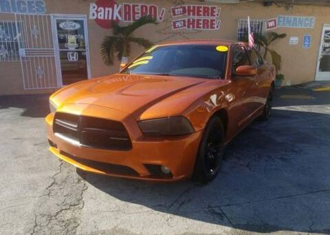 2011 Dodge Charger for sale at VALDO AUTO SALES in Miami FL