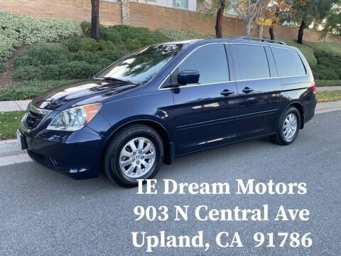 2008 Honda Odyssey for sale at IE Dream Motors-Upland in Upland CA