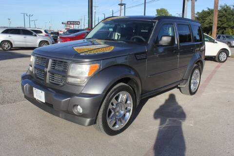 2011 Dodge Nitro for sale at Flash Auto Sales in Garland TX