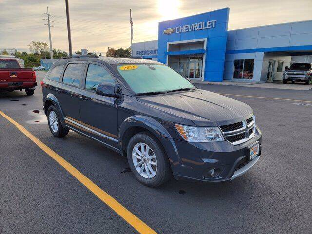 2018 Dodge Journey for sale at Frenchie's Chevrolet and Selects in Massena NY