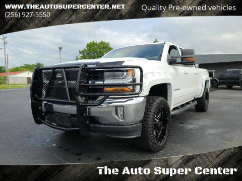 2018 Chevrolet Silverado 1500 for sale at The Auto Super Center in Centre AL