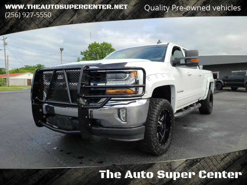 2018 Chevrolet Silverado 1500 for sale at The Auto Super Center in Centre AL