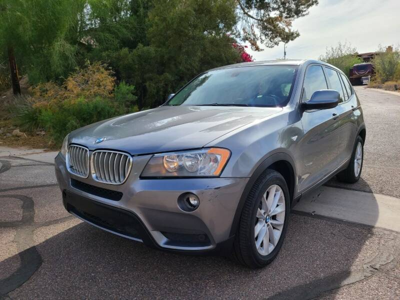 2014 BMW X3 for sale at BUY RIGHT AUTO SALES in Phoenix AZ