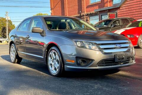 2011 Ford Fusion for sale at Knighton's Auto Services INC in Albany NY