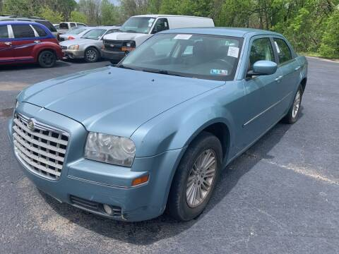 2008 Chrysler 300 for sale at Trocci's Auto Sales in West Pittsburg PA