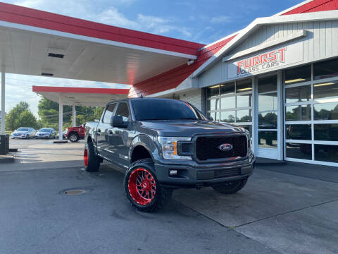 2020 Ford F-150 for sale at Furrst Class Cars LLC in Charlotte NC