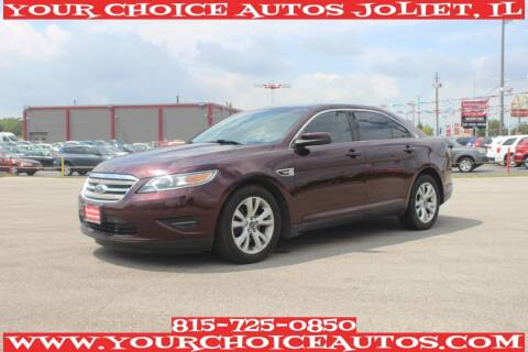 2011 Ford Taurus for sale at Your Choice Autos - Joliet in Joliet IL
