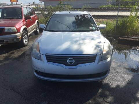 2008 Nissan Altima for sale at Easy Credit Auto Sales in Cocoa FL