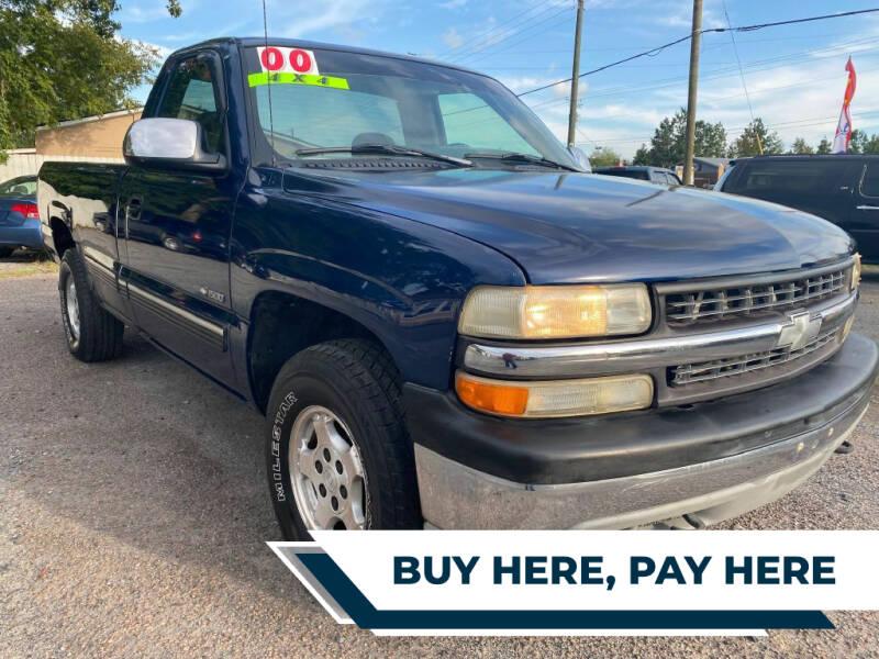2000 Chevrolet Silverado 1500 for sale at Harry's Auto Sales, LLC in Goose Creek SC