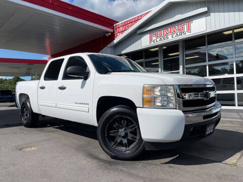 2010 Chevrolet Silverado 1500 for sale at Furrst Class Cars LLC in Charlotte NC