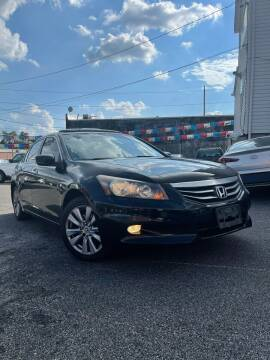 2011 Honda Accord for sale at Auto Budget Rental & Sales in Baltimore MD