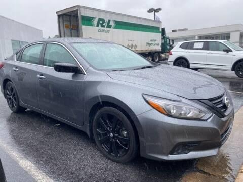 2018 Nissan Altima for sale at Southern Auto Solutions-Jim Ellis Volkswagen Atlan in Marietta GA