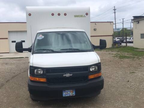 2017 Chevrolet Express Cutaway for sale at MR Auto Sales Inc. in Eastlake OH