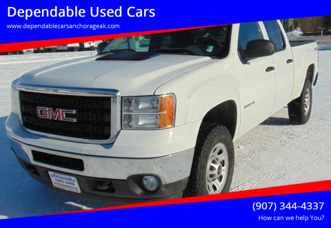 2014 GMC Sierra 3500HD for sale at Dependable Used Cars in Anchorage AK