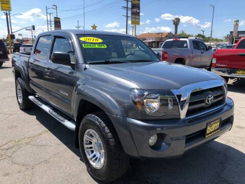 2010 Toyota Tacoma for sale at BEST DEAL MOTORS  INC. CARS AND TRUCKS FOR SALE in Sun Valley CA