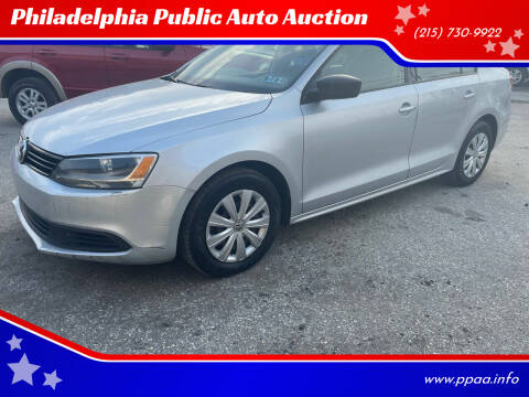 2014 Volkswagen Jetta for sale at Philadelphia Public Auto Auction in Philadelphia PA