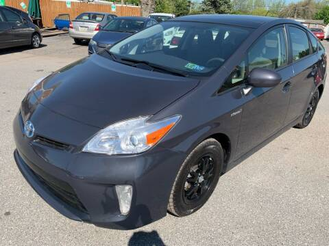 2013 Toyota Prius for sale at Sam's Auto in Akron PA