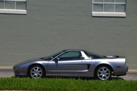 2000 Acura NSX for sale at Classic Car Deals in Cadillac MI