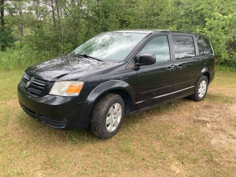 2010 Dodge Grand Caravan for sale at Expressway Auto Auction in Howard City MI