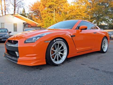 2009 Nissan GT-R for sale at Atlantic Auto Sales in Chesapeake VA
