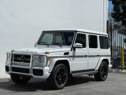 2017 Mercedes-Benz G-Class for sale at Corsa Exotics Inc in Montebello CA
