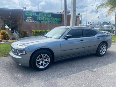 2007 Dodge Charger for sale at Galaxy Motors Inc in Melbourne FL
