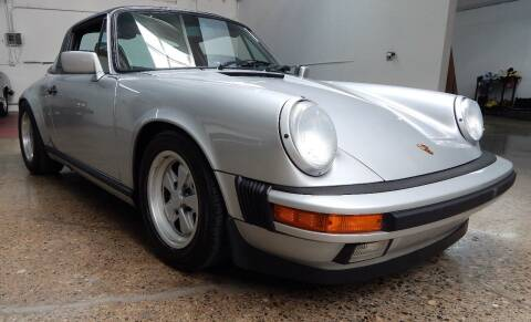 1988 Porsche 911 for sale at Milpas Motors Auto Gallery in Ventura CA