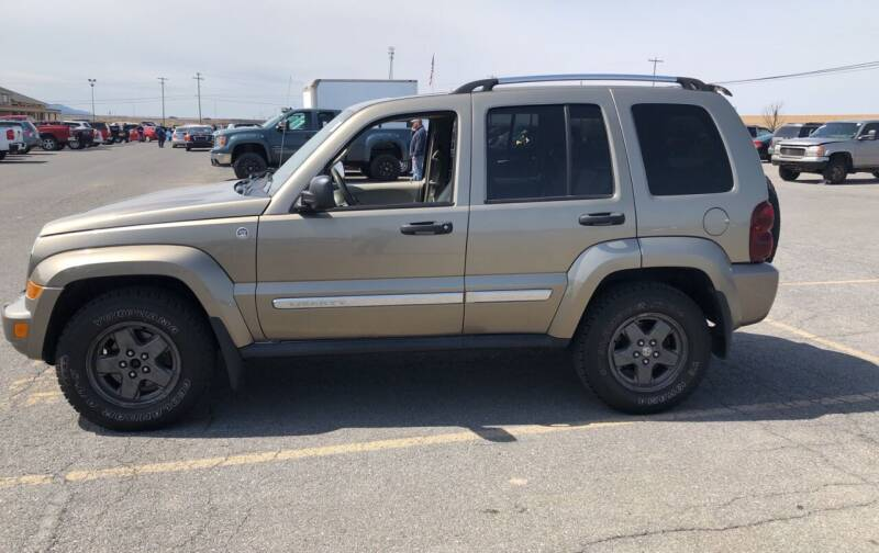 2005 Jeep Liberty Limited 4WD 4dr SUV w/ 22F - East Freedom PA