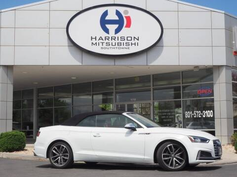 2018 Audi S5 for sale at Harrison Imports in Sandy UT