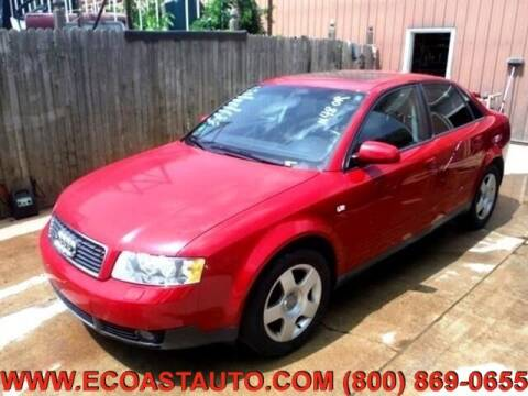 2003 Audi A4 for sale at East Coast Auto Source Inc. in Bedford VA