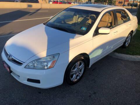 2007 Honda Accord for sale at STATE AUTO SALES in Lodi NJ