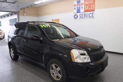 2008 Chevrolet Equinox for sale at 777 Auto Sales and Service in Tacoma WA