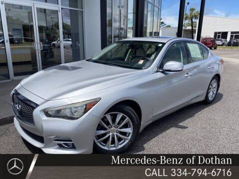 2014 Infiniti Q50 for sale at Mike Schmitz Automotive Group in Dothan AL