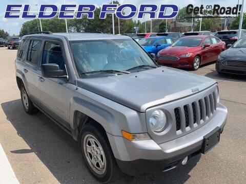 2015 Jeep Patriot for sale at Mr Intellectual Cars in Troy MI