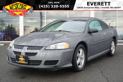 2005 Dodge Stratus for sale at West Coast Auto Works in Edmonds WA