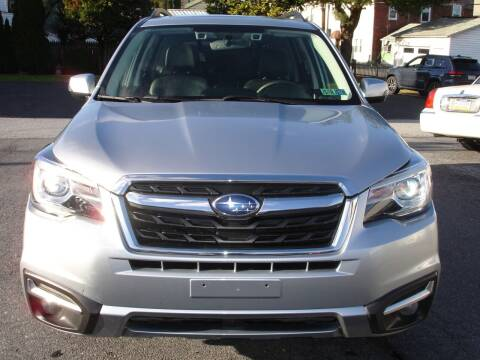2017 Subaru Forester for sale at Pete's Bridge Street Motors in New Cumberland PA