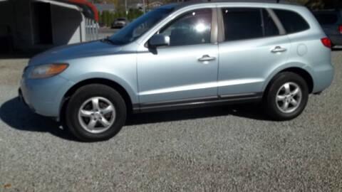 2008 Hyundai Santa Fe for sale at MIKE'S CYCLE & AUTO - Mikes Cycle and Auto (Liberty) in Liberty IN