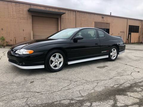 2004 Chevrolet Monte Carlo for sale at Certified Auto Exchange in Indianapolis IN