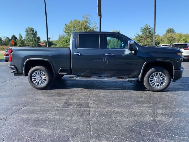 2020 Chevrolet Silverado 3500HD for sale at Hawkins Motors Sales in Hillsdale MI