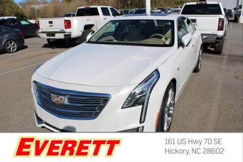 2016 Cadillac CT6 for sale at Everett Chevrolet Buick GMC in Hickory NC