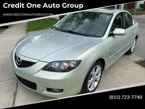 2009 Mazda MAZDA3 for sale at Credit One Auto Group in Joliet IL