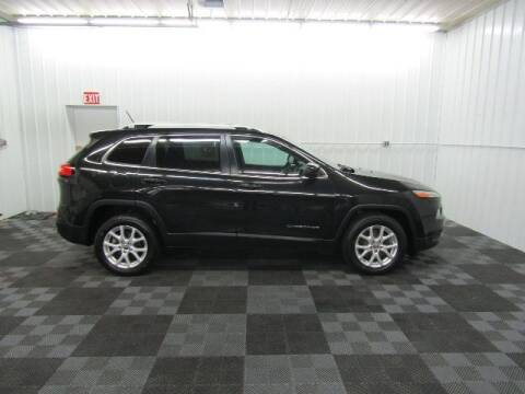 2015 Jeep Cherokee for sale at Michigan Credit Kings in South Haven MI