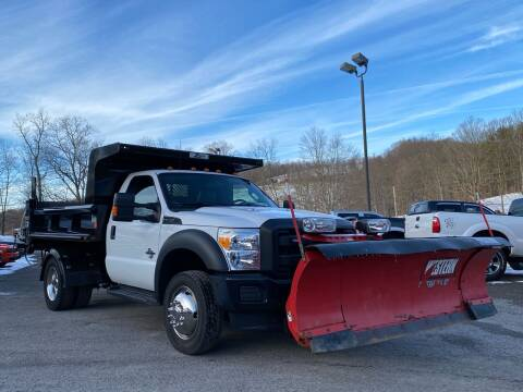2016 Ford F-550 Super Duty for sale at Griffith Auto Sales in Home PA