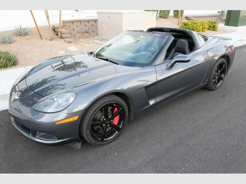 2009 Chevrolet Corvette for sale at REVEURO in Las Vegas NV