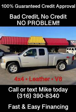 2010 Chevrolet Silverado 1500 for sale at Affordable Mobility Solutions, LLC - Standard Vehicles in Wichita KS