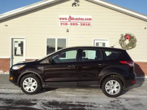 2013 Ford Escape for sale at GIBB'S 10 SALES LLC in New York Mills MN