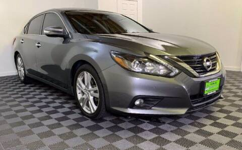2017 Nissan Altima for sale at Sunset Auto Wholesale in Tacoma WA