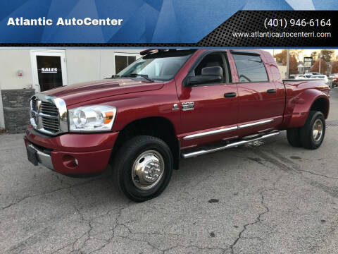 2007 Dodge Ram Pickup 3500 for sale at Atlantic AutoCenter in Cranston RI