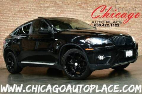 2012 BMW X6 for sale at Chicago Auto Place in Bensenville IL